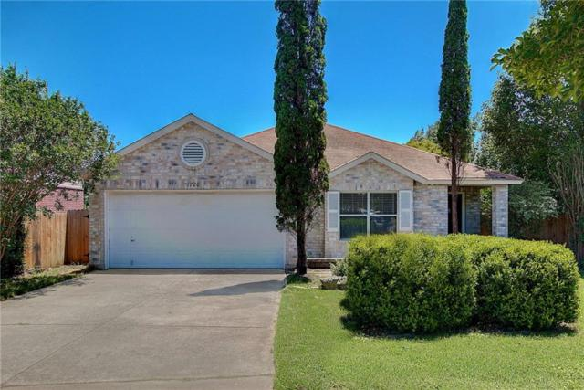 1720 Treeline Dr, Cedar Park, TX 78613 (#4357045) :: The Heyl Group at Keller Williams