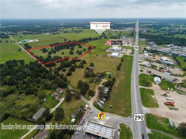 TBD (+/- 20.34 Ac) Cr 133, Giddings, TX 78942 (#4361851) :: ORO Realty