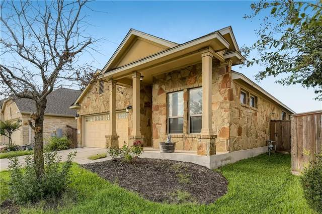 137 Briar Park Dr, Georgetown, TX 78626 (#4363744) :: Front Real Estate Co.