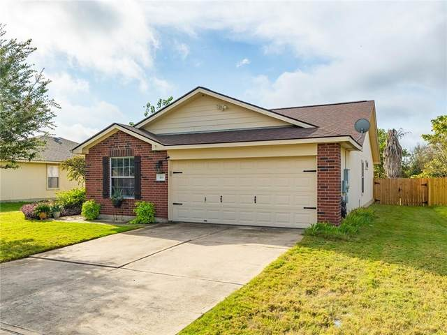 313 Wegstrom St, Hutto, TX 78634 (#4364175) :: Front Real Estate Co.