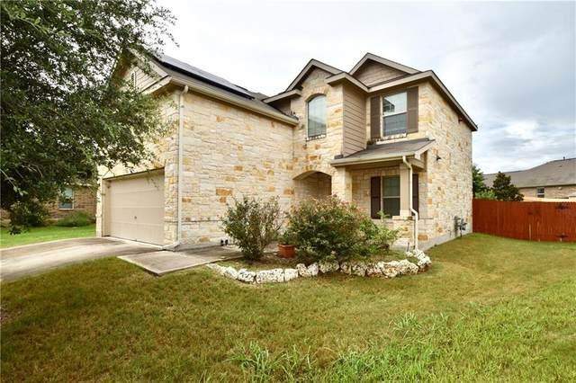 538 Travertine Trl, Buda, TX 78610 (#4364376) :: Papasan Real Estate Team @ Keller Williams Realty