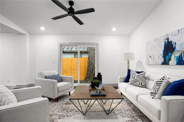 4610 Lyons Rd #1, Austin, TX 78702 (#4365293) :: Papasan Real Estate Team @ Keller Williams Realty