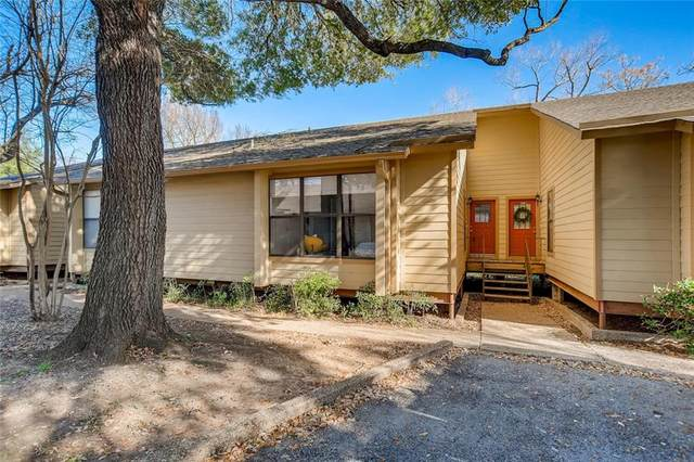 5107 Leralynn St #303, Austin, TX 78751 (MLS #4365719) :: Vista Real Estate