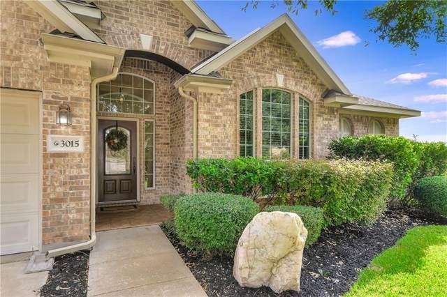 3015 Covington Pl, Round Rock, TX 78681 (#4366799) :: Papasan Real Estate Team @ Keller Williams Realty