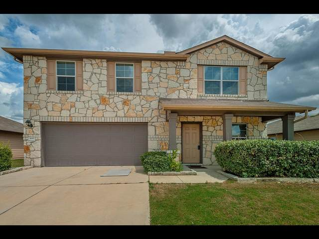 449 Goddard, Kyle, TX 78640 (#4368008) :: The Summers Group