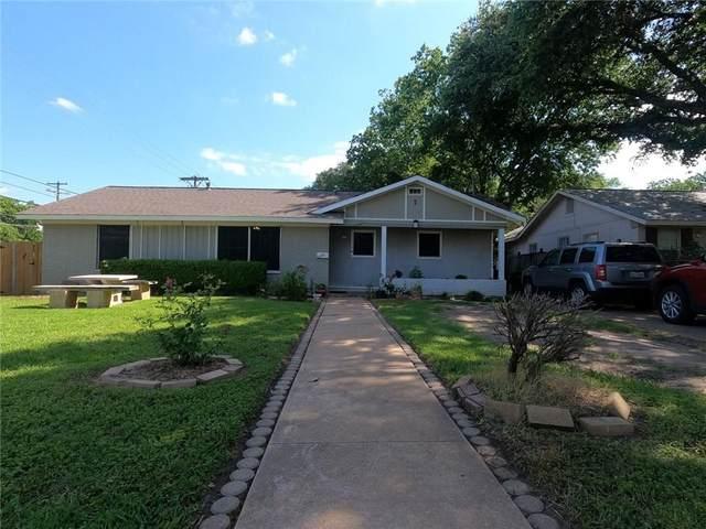 Austin, TX 78723 :: Papasan Real Estate Team @ Keller Williams Realty