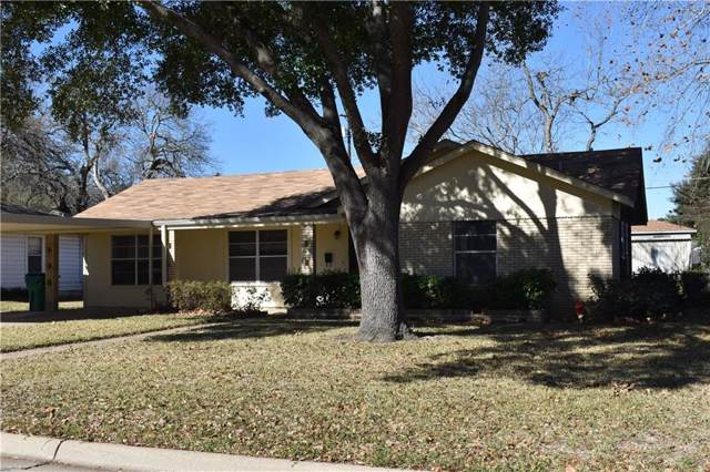 1606 Murray Ave, Rockdale, TX 76567 (#4372083) :: The Perry Henderson Group at Berkshire Hathaway Texas Realty