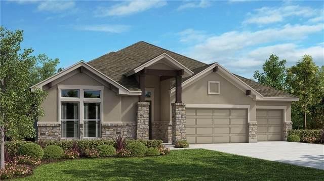 205 Calandria Blvd, Liberty Hill, TX 78642 (#4374605) :: Realty Executives - Town & Country