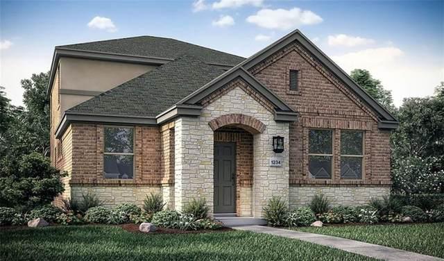 407 Stinchcomb Rd, Hutto, TX 78634 (#4374710) :: Papasan Real Estate Team @ Keller Williams Realty