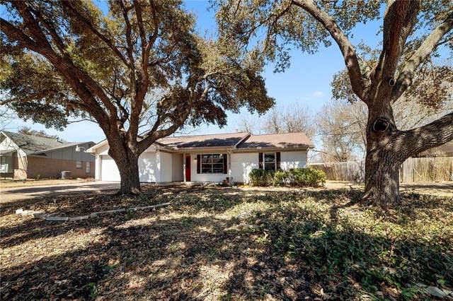 2004 Kent St, Taylor, TX 76574 (#4375582) :: Papasan Real Estate Team @ Keller Williams Realty