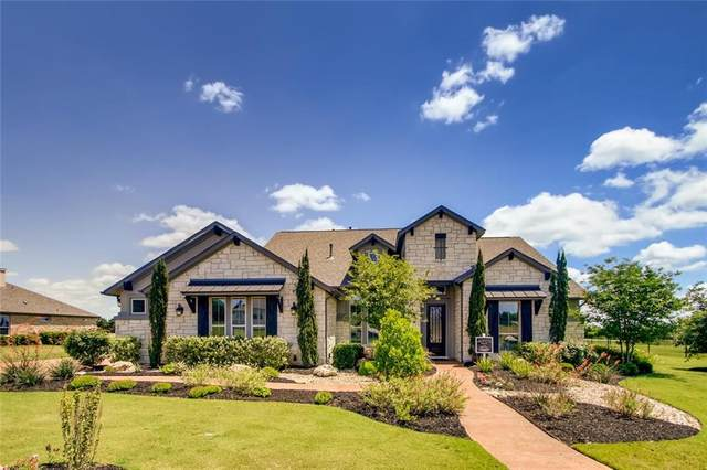 2420 Greatwood Trl, Leander, TX 78641 (#4376572) :: The Perry Henderson Group at Berkshire Hathaway Texas Realty