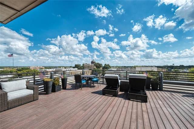 810 S Rock St #203, Georgetown, TX 78626 (#4376909) :: The Perry Henderson Group at Berkshire Hathaway Texas Realty