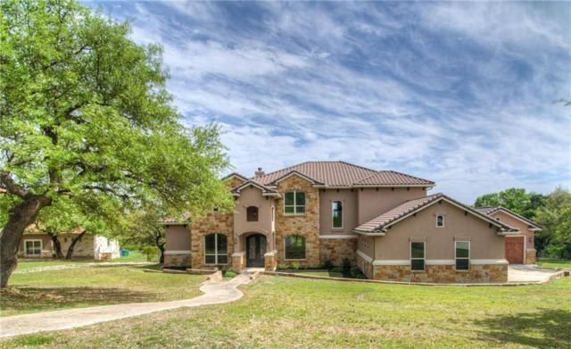 8401 Kelly Cv, Lago Vista, TX 78645 (#4378467) :: The Heyl Group at Keller Williams