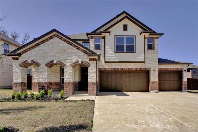 3023 Freeman Park Dr, Round Rock, TX 78665 (#4379178) :: Watters International