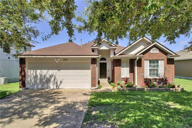 303 Estate Dr, Hutto, TX 78634 (#4382279) :: Papasan Real Estate Team @ Keller Williams Realty