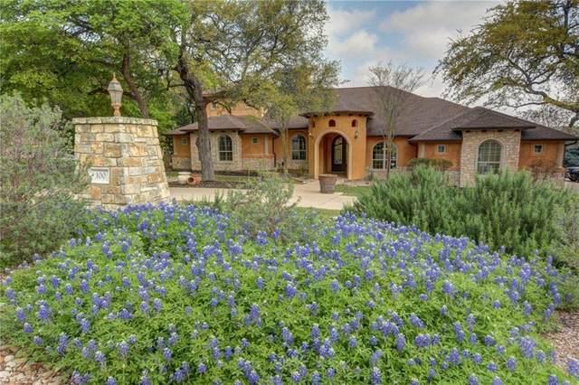 100 San Marino Trl, Georgetown, TX 78633 (#4383744) :: Umlauf Properties Group