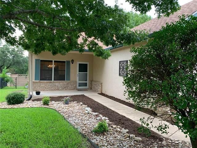 128 Whitewing Way, Georgetown, TX 78633 (#4387318) :: Papasan Real Estate Team @ Keller Williams Realty