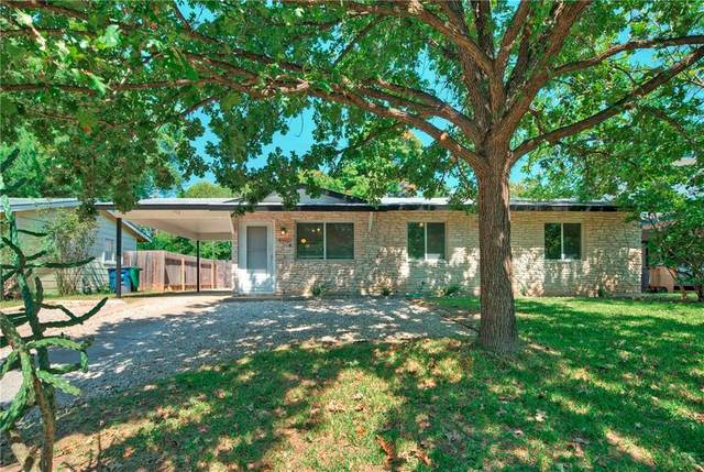 4902 Gladeview Dr A & B, Austin, TX 78745 (#4390057) :: Realty Executives - Town & Country