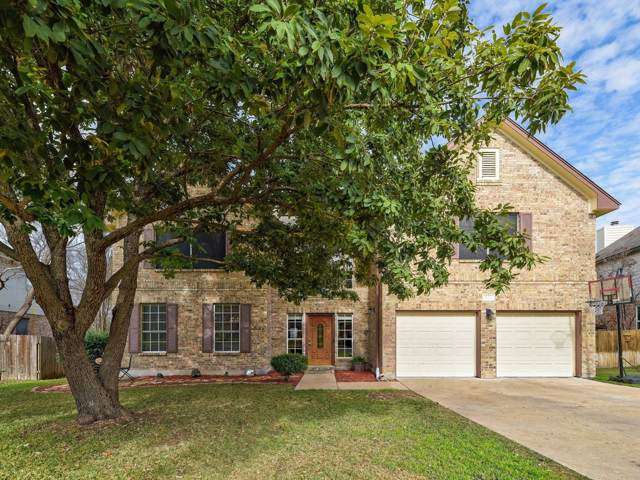 2922 Winchester Dr, Round Rock, TX 78665 (#4391153) :: Lancashire Group at Keller Williams Realty