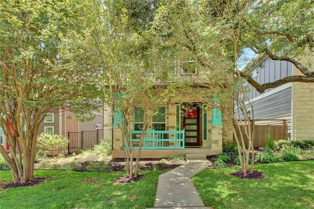 819 Morrow St, Austin, TX 78757 (#4392289) :: Umlauf Properties Group