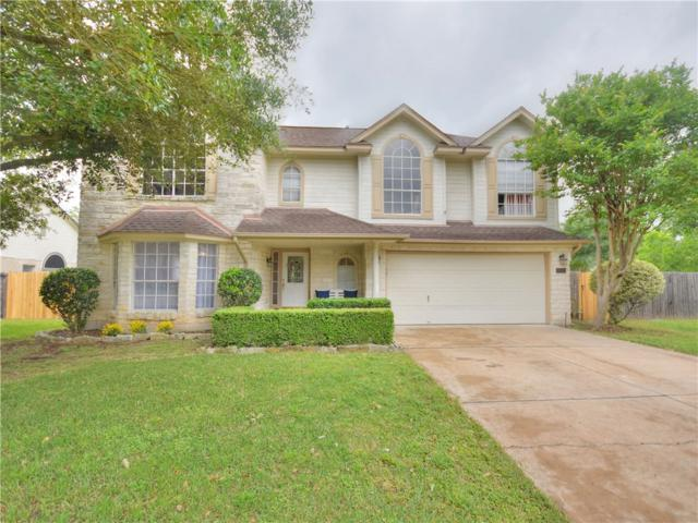1009 Parkcrest Ct, Pflugerville, TX 78660 (#4393750) :: The Heyl Group at Keller Williams