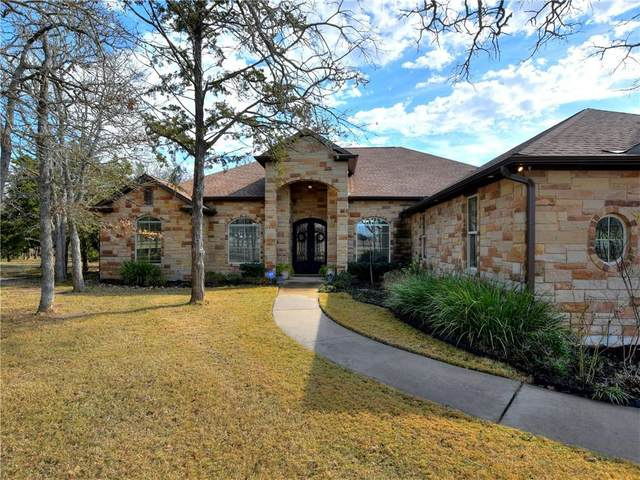 161 Pioneer Psge, Bastrop, TX 78602 (#4396377) :: Realty Executives - Town & Country