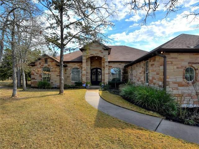 161 Pioneer Psge, Bastrop, TX 78602 (MLS #4396377) :: NewHomePrograms.com