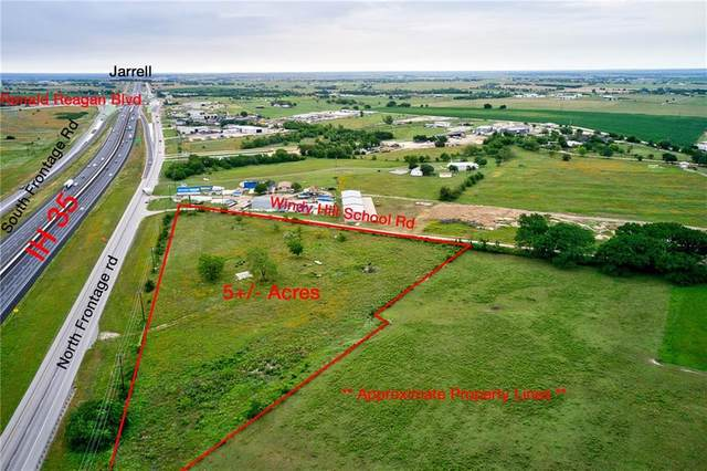 8300 Ih 35, Jarrell, TX 76537 (#4398268) :: The Perry Henderson Group at Berkshire Hathaway Texas Realty