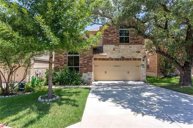 3451 Mayfield Ranch Blvd #222, Round Rock, TX 78681 (#4399334) :: Papasan Real Estate Team @ Keller Williams Realty