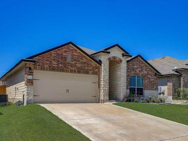 1013 Ibis Falls Loop, Jarrell, TX 76537 (#4400277) :: Papasan Real Estate Team @ Keller Williams Realty