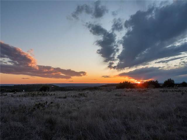 Lot 197A Indian Sky Ct, Bertram, TX 78605 (#4403011) :: Azuri Group | All City Real Estate