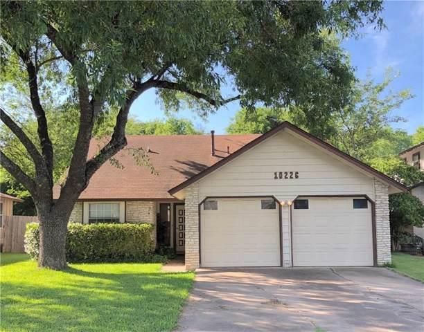 10226 W Rutland Vlg, Austin, TX 78758 (#4403400) :: The Perry Henderson Group at Berkshire Hathaway Texas Realty