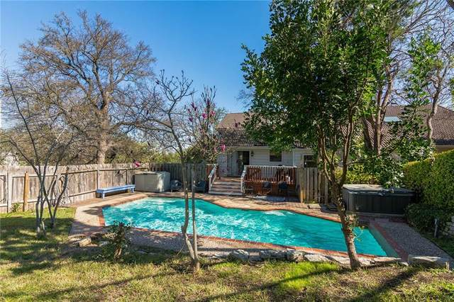 1806 Crested Butte Dr #2, Austin, TX 78746 (#4403670) :: The Perry Henderson Group at Berkshire Hathaway Texas Realty