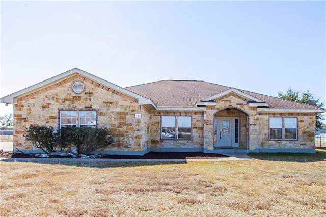 536 Will Smith Cir, Hutto, TX 78634 (#4405274) :: The Perry Henderson Group at Berkshire Hathaway Texas Realty