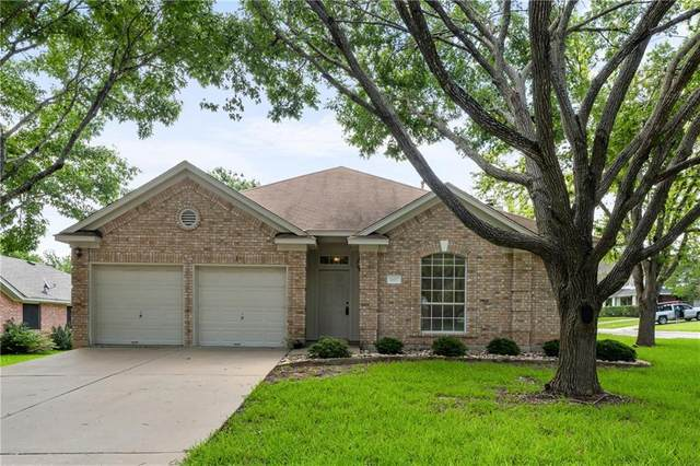 1812 Coral Dr, Cedar Park, TX 78613 (#4405407) :: Papasan Real Estate Team @ Keller Williams Realty