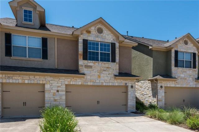700 Mandarin Flyway #403, Cedar Park, TX 78613 (#4405756) :: Ana Luxury Homes