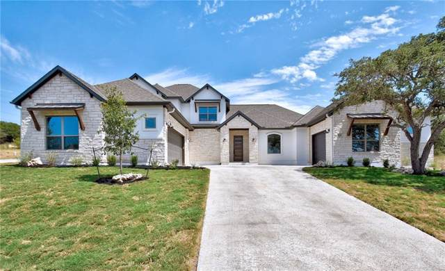 166 Waters View Ct, Dripping Springs, TX 78620 (#4406582) :: The Heyl Group at Keller Williams