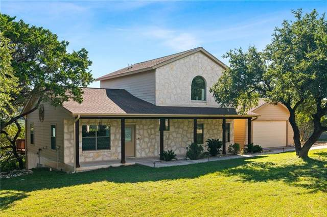 22105 Kyle Dr, Spicewood, TX 78669 (#4406889) :: First Texas Brokerage Company