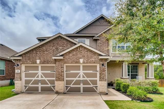 221 Sheepshank Dr, Georgetown, TX 78633 (#4408270) :: Zina & Co. Real Estate