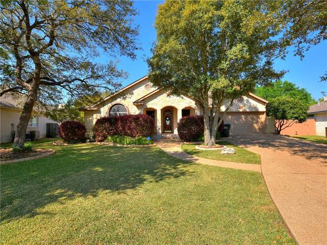 205 Arrowhead Ln, Georgetown, TX 78628 (#4408594) :: The Heyl Group at Keller Williams