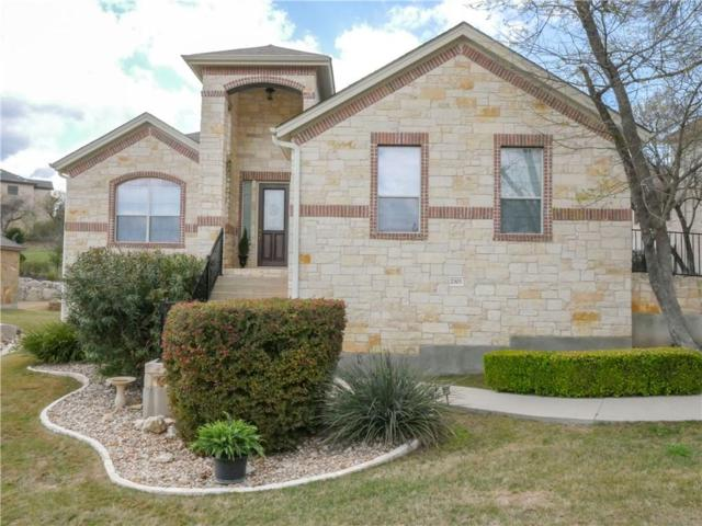 2303 First View, Leander, TX 78641 (#4409881) :: Zina & Co. Real Estate