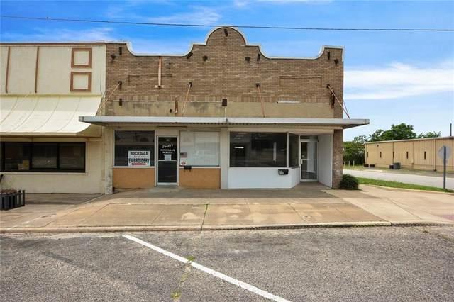 237 & 239 N Main St, Rockdale, TX 76567 (MLS #4410091) :: Vista Real Estate