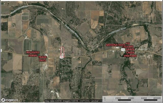 8634 E Us Highway 290, Fredericksburg, TX 78624 (#4411312) :: Magnolia Realty