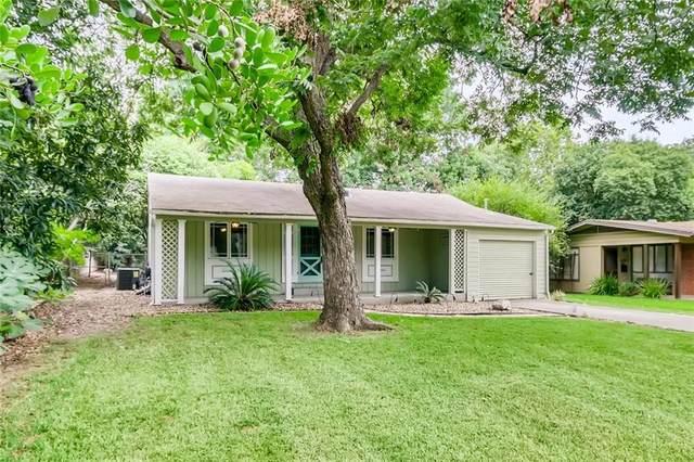 4504 Finley Dr, Austin, TX 78731 (#4411340) :: Papasan Real Estate Team @ Keller Williams Realty