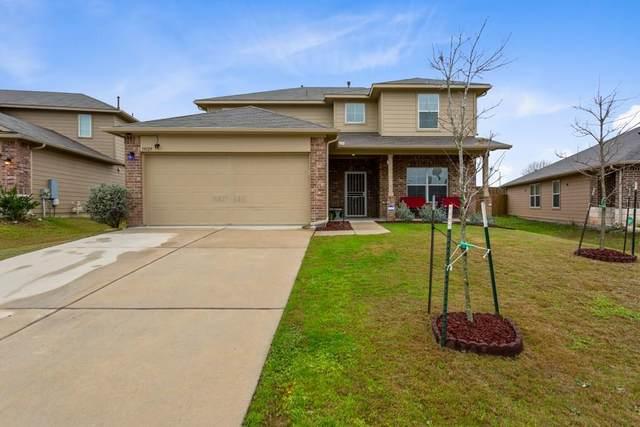 19129 E Great Falls Dr, Manor, TX 78653 (#4411588) :: Papasan Real Estate Team @ Keller Williams Realty
