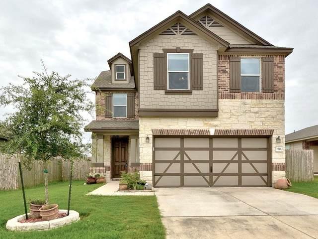 19213 Duty St, Manor, TX 78653 (#4412241) :: Papasan Real Estate Team @ Keller Williams Realty