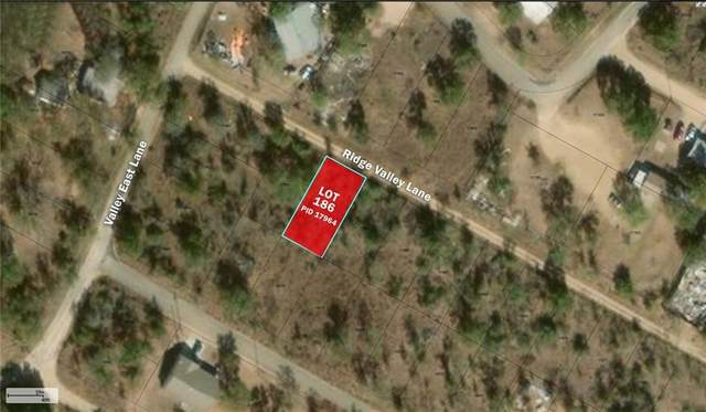 Lot 186 Ridge Valley Ln, Granite Shoals, TX 78654 (#4412752) :: R3 Marketing Group