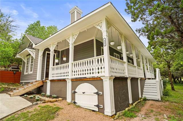 401 Rancho Grande Dr, Wimberley, TX 78676 (#4414090) :: Papasan Real Estate Team @ Keller Williams Realty
