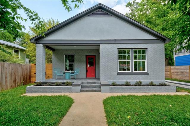 1708 Garden St, Austin, TX 78702 (#4414386) :: Papasan Real Estate Team @ Keller Williams Realty