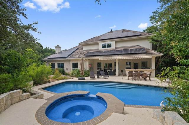 15819 Fontaine Ave, Austin, TX 78734 (#4415251) :: The Summers Group